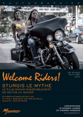 Welcome riders!